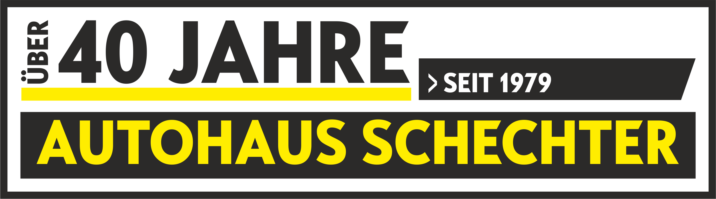 AUTOHAUS SCHECHTER GMBH & CO. KG